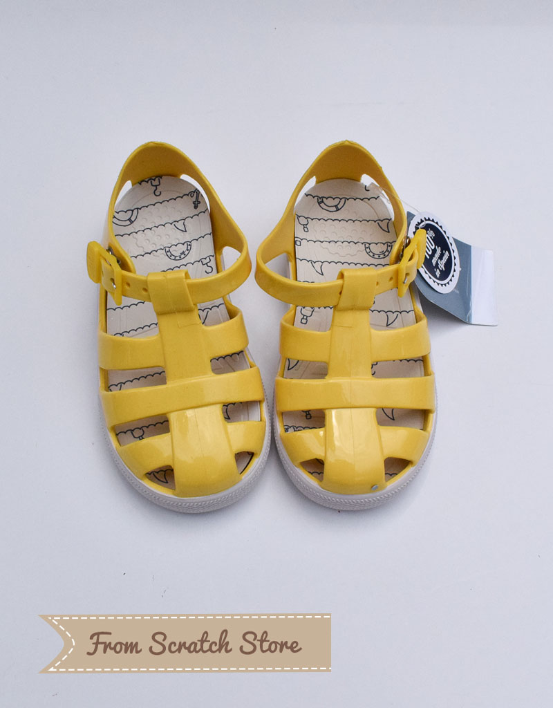 88c06148419 Παπούτσια Igor Tennis Σε Κίτρινο Χρώμα | From Scratch Store