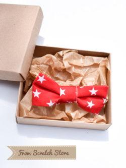 Υφασμάτινα παπιγιόν | from scratch store.gr