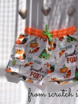 Παιδικό μαγιό για αγόρι Fox| From Scratch Store