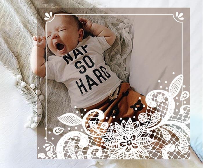 Handmade Baby Gifts, Χειροποίητα δώρα