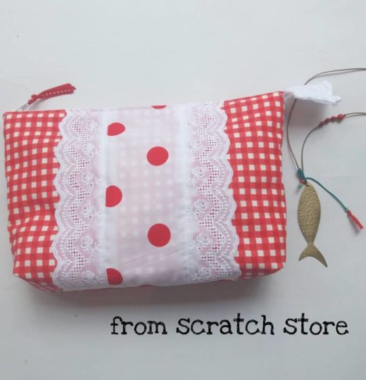 Χειροποίητο νεσεσέρ Cherry | From Scracth Store
