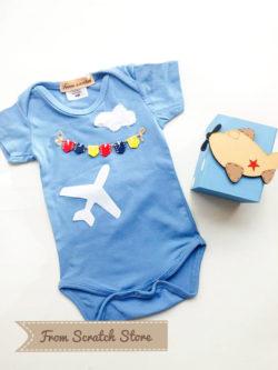 Handmade Φορμάκι Αεροπλάνο | From Scracth Store