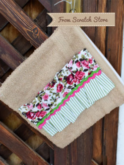Handmade Νεσεσέρ Floral | From Scratch Store
