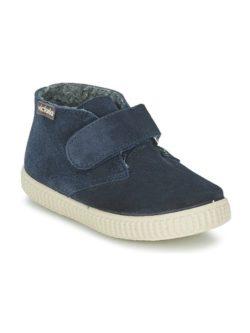 Παιδικά παπούτσια SAFARI SERRAJE VELCRO Μπλε   From Scratch Store