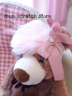 Κοριτσίστικη παιδικήκορδέλα vintage | From Scratch Store