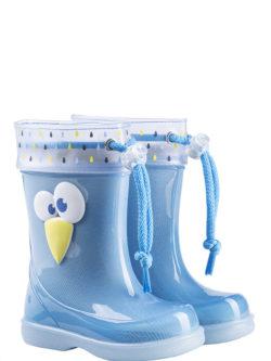 Παιδικές γαλότσες Igor σε γαλάζιο χρώμα | From Scratch Store