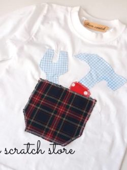 Handmade shirt με μακρύ μανική Μάστορας | From Scratch Store