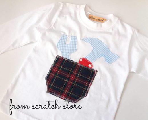 Handmade shirt με μακρύ μανική Μάστορας   From Scratch Store