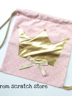 Παιδικό χειροποίητο σακίδιο πλάτης | From Scratch Store