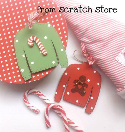 Πουλοβεράκι - From Scratch Store