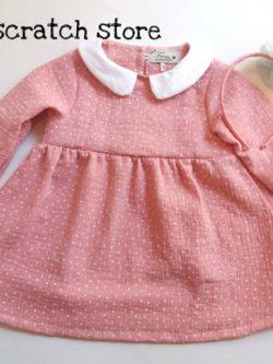 Φόρεμα Vintage Ροζ / From Scratch Store