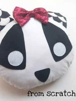 Μαξιλάρι Panda / From Scratch Store