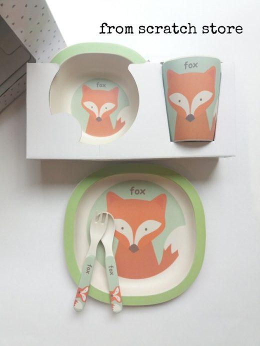 Σετ Φαγητού Αλεπού / From Scratch Store
