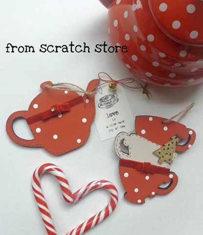 Christmas Tea - From Scratch Store