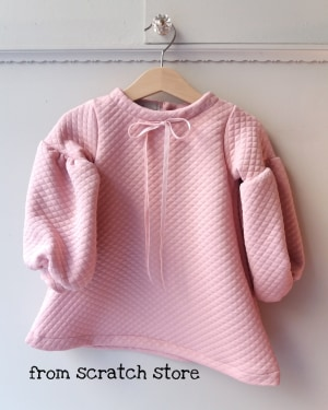 Ροζ Μπλουζάκι / From Scratch Store