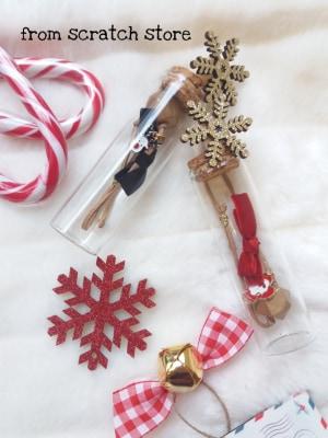 Χριστουγεννιάτικα Βραχιολάκια