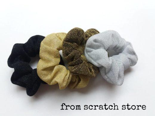 Scrunchies - From Scratch Store