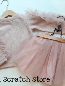 Sparkling Pink Tu Tu Set
