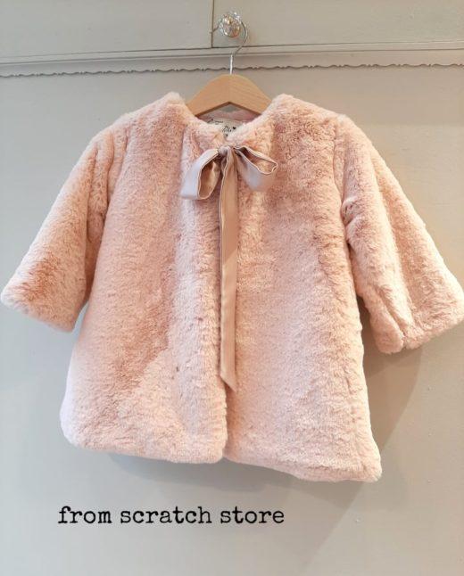 Γουνάκι Ροζ / From Scratch Store