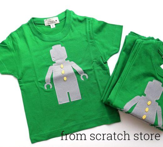 T-Shirt Ρομπότ