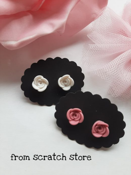 Σκουλαρίκια Roses