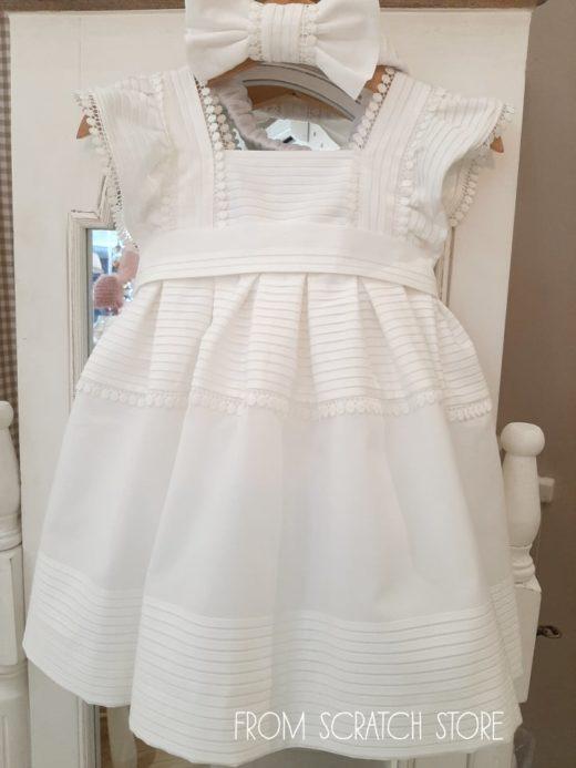 """Βαπτιστικό Φόρεμα """"Nora"""""""