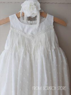 """Βαπτιστικό Φόρεμα """"Ginger"""""""