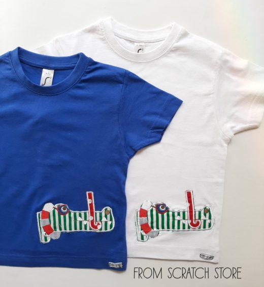 T-Shirt Κροκόδειλος