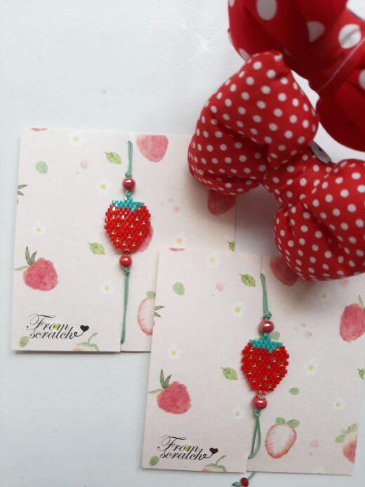 Βραχιόλι Strawberry